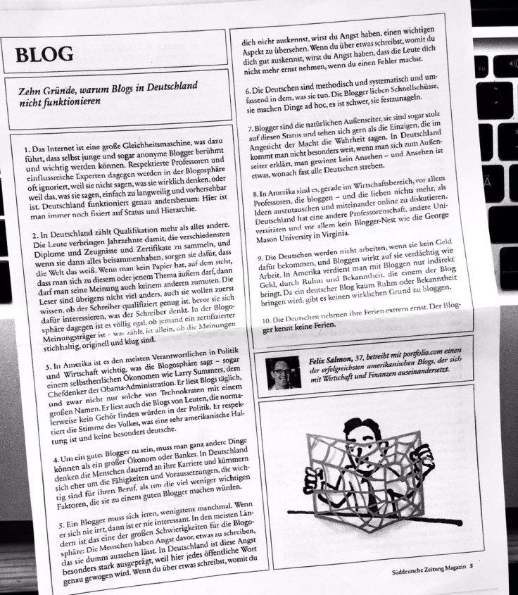 BlogsinD